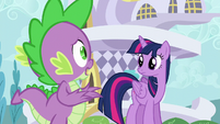 """Spike """"what are we gonna do?"""" S5E12"""