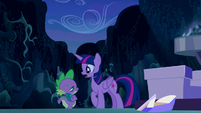 "Twilight ""Why would the map"" S5E26"