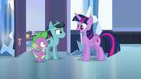 "Twilight Sparkle ""Starlight and I can manage"" S6E16"