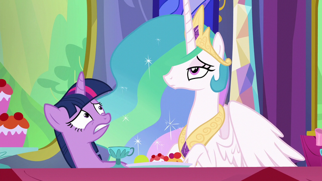 File:Princess Celestia getting impatient S6E6.png