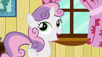 """Sweetie Belle """"how about singing?"""" S6E19"""