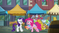 """Pinkie Pie """"I know she would have loved"""" S6E3"""