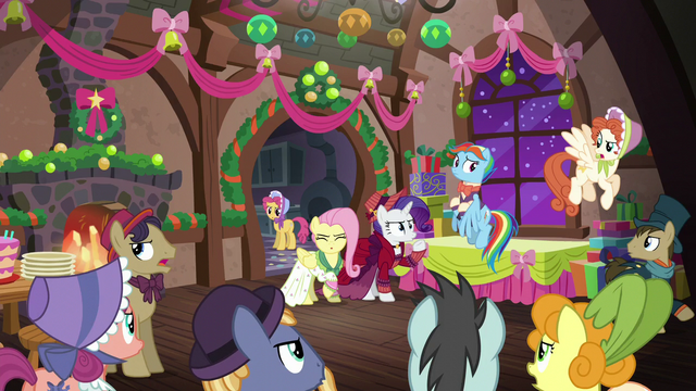 File:Ponies booing S06E08.png