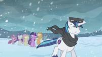 Snowstorm S3E1