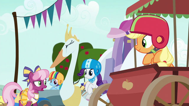 "File:Cheerilee ""aren't you all missing somepony?"" S6E14.png"