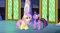 "Twilight Sparkle ""isn't this exciting?!"" S5E23"