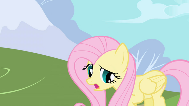 File:Fluttershy whispers her name again while backing away S1E01.png