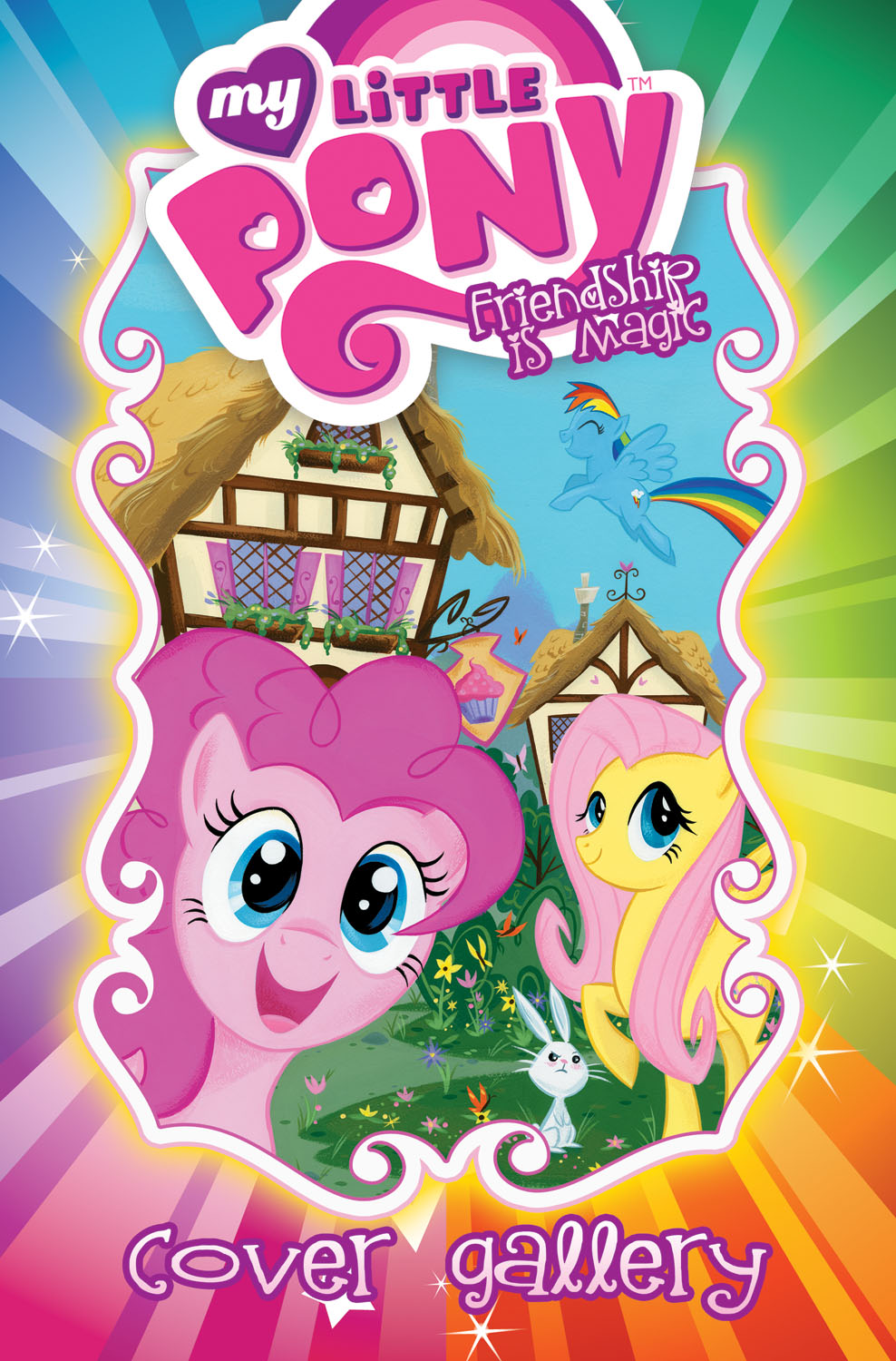 Image my little pony cover gallery my little - My little pony wikia ...