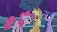 Pinkie Pie 'Whee, let's go!' S1E02