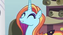 """Sassy Saddles ecstatic """"yes!"""" S5E14"""