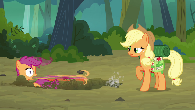File:Scootaloo freaks out S3E06.png