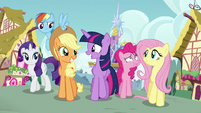"""Twilight """"didn't you see him?"""" S5E19"""