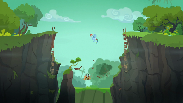File:Quibble Pants falls into the ravine S6E13.png