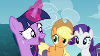 "Twilight ""I must have caught a particularly strong breeze"" S4E26"