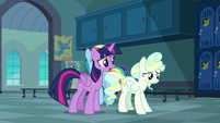 "Twilight Sparkle ""now you're both in trouble"" S6E24"
