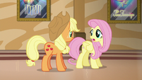 "Fluttershy ""your history with Flim and Flam"" S6E20"