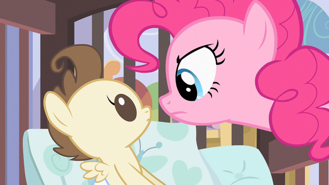 File:Pinkie Pie delivering final word S2E13.png