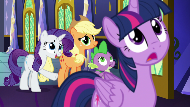"File:Rarity ""inspire you to make new ones"" S5E3.png"