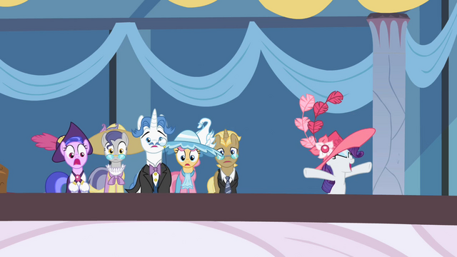 File:Rarity cheering for Fleetfoot S2E9.png