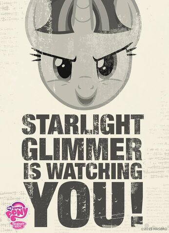 File:Starlight Glimmer poster MLP Facebook page.jpg