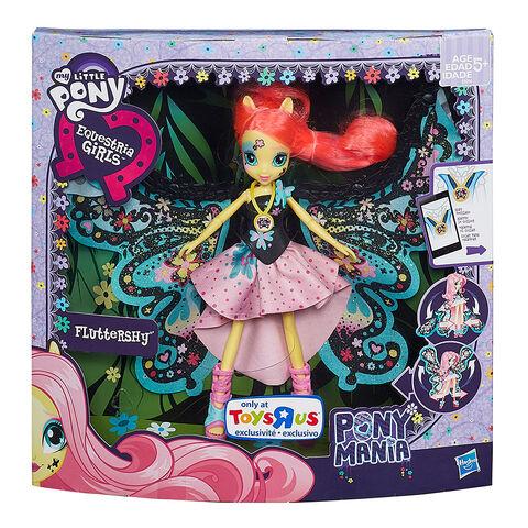 File:Fluttershy Equestria Girls Ponymania Doll packaging.jpg