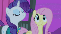 Fluttershy is happy S04E14