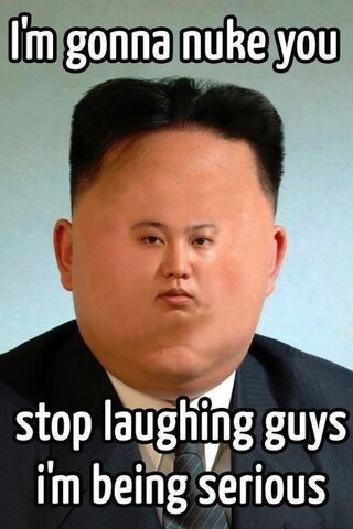 "File:Kim Jong-Un ""I'm Gonna Nuke You"" meme.jpg"