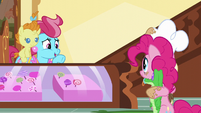 "Mrs. Cake ""Oh, em, Pinkie"" S5E19"