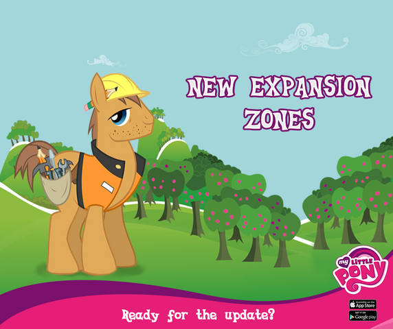 File:My Little Pony mobile game - Expansion zone update.png