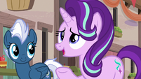 "Starlight Glimmer ""I know the Festival's almost over"" S6E26"