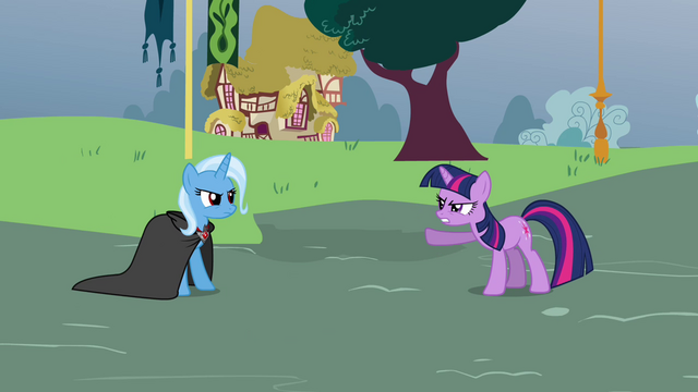 File:Twilight pointing at Trixie S3E05.png