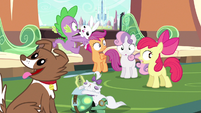 CMC hear Twilight S3E11