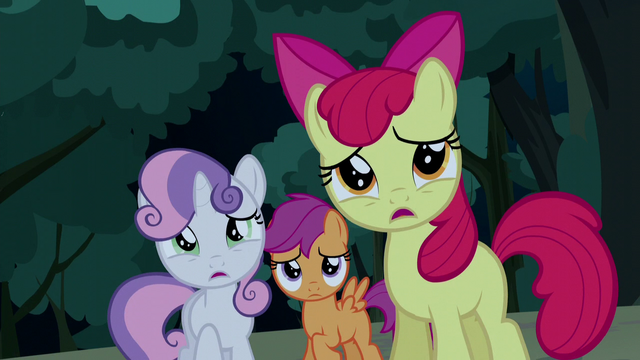 File:Cutie Mark Crusaders helpless S5E6.png