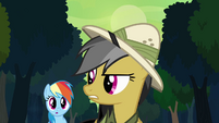 "Daring Do ""my work always involves secrets"" S4E04"