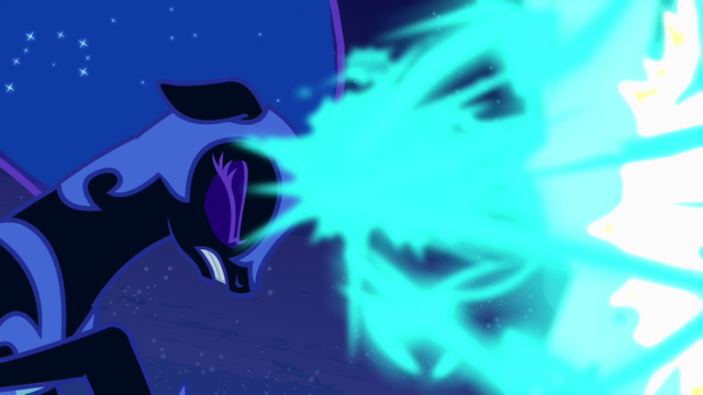 File:Nightmare Moon losing to her sister S4E02.png