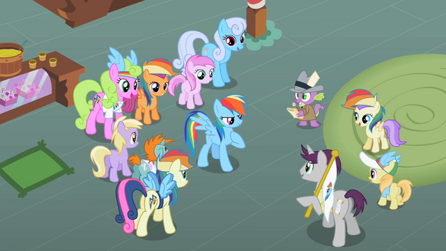 File:Rainbow Dash guts to perform S2E8.png