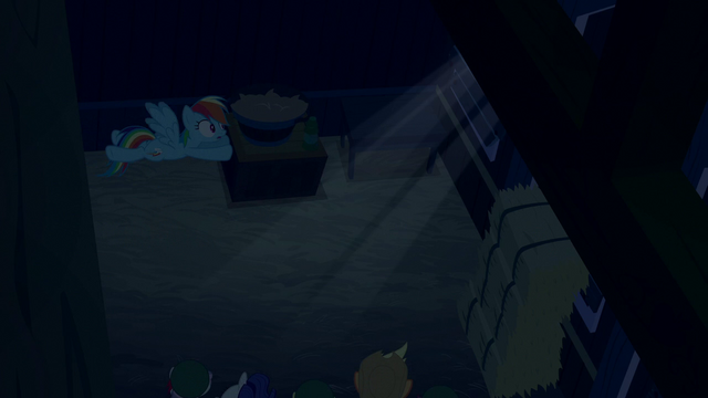 File:Rainbow Dash sealing the crawlspace S6E15.png