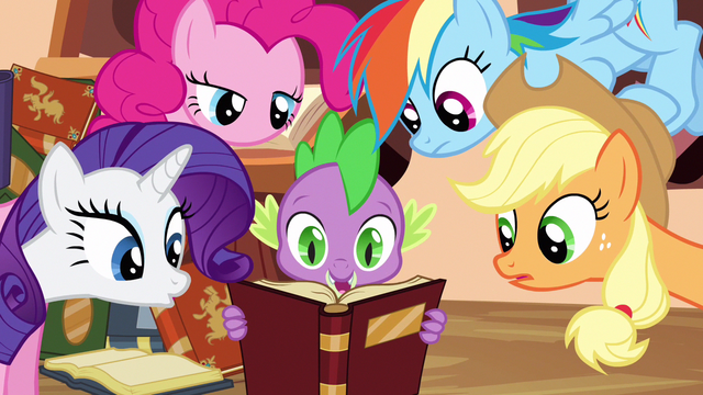 File:Rarity & Rainbow Dash listening S3E5.png