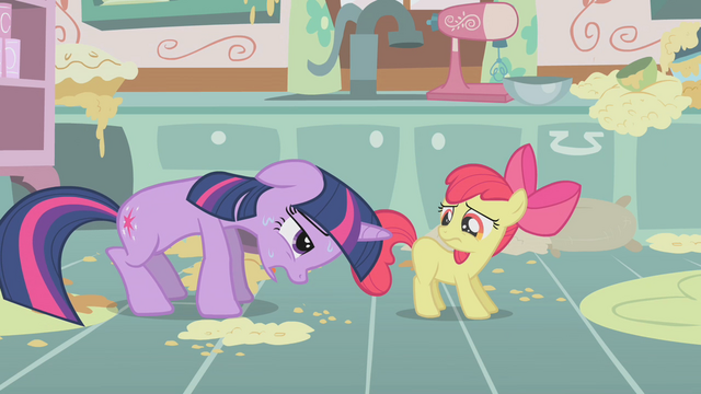 "File:Twilight Sparkle ""Not even magic"" S1E12.png"