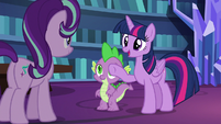 "Twilight Sparkle ""nothing short of amazing"" S6E21"