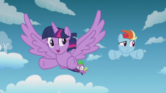 File:Twilight encouraging Rainbow Dash S5E25.png