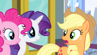 "Applejack ""that's Dash and Fluttershy!"" S4E24"