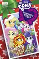 Equestria Girls Holiday Special cover A.jpg