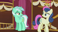"""Lyra """"I knew we'd get it done in time"""" S5E9"""