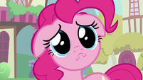 Pinkie Looking Acorable S02E18