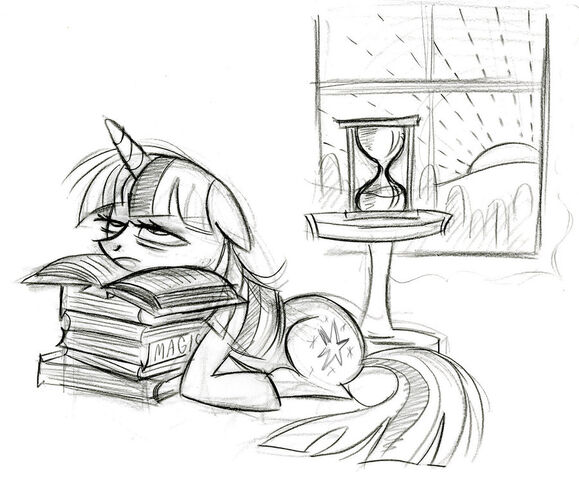 File:Twilight All Night Studying Sketch.jpg