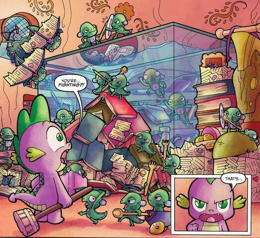 File:Micro issue 9 Spike and sea beasts.jpg