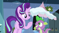 "Starlight ""was supposed to keep the cold weather out"" S6E2"