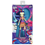 Friendship Games School Spirit Indigo Zap doll packaging