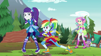 """Rainbow Dash """"our band could play!"""" EG4"""